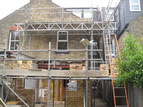 Barnet Home Extension - 18